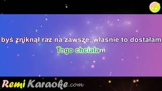 Ania Dabrowska - Tego Chcialam (karaoke - RemiKaraoke.com)