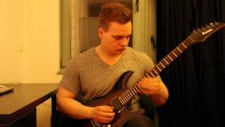 The Black Dahlia Murder - Control Cover - by Alexander Wahler