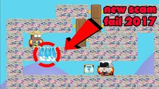 Growtopia - IF THIS SCAM FAIL WASN'T RECORDED, NO ONE WOULD BELIEVE IT! (200Dls)