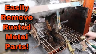 How To Easily Remove Rusty Tiller Tines and More!