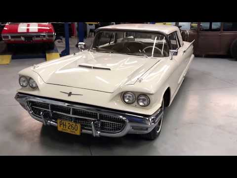 Video of '60 Thunderbird - MRF6