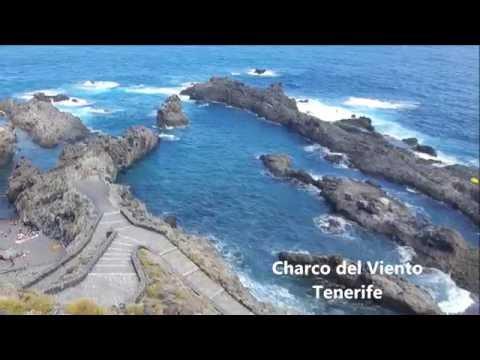Charco del Viento -  Piscinas Naturales Tenerife