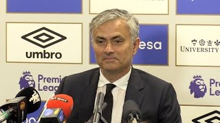Jose Mourinhos Full Press Conference Following Hull City 01 Manchester United
