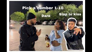 Pick a number 1-10 public interview Dallas fuel city edition pt 1