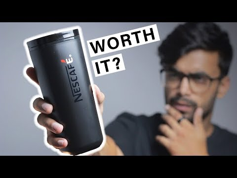 Nescafe E Smart Coffee Maker Review - Smart Coffee Machine | The Inventar