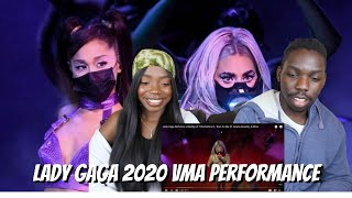 "Lady Gaga Performs a Medley of ""Chromatica II"", ""Rain On Me"" (ft. Ariana Grande), & More - REACTION"