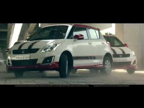 Maruti Suzuki Swift Glory  Limited Edition new ad