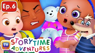 Grandpa Mouse and the Peanuts - Storytime Adventures Ep. 6 - ChuChu TV