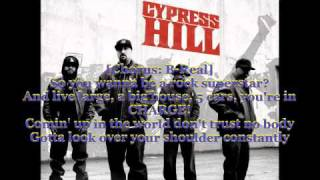 Cypress Hill Rock Superstar (Lyrics On Screen)
