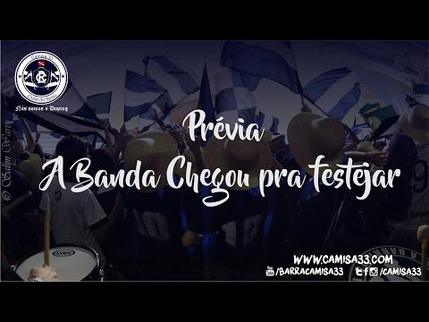 """A banda chegou para festejar"" Barra: Camisa 33 • Club: Remo"
