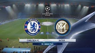 Chelsea vs Inter - 2018/19 Season - New Signings Friendly - PES 2018