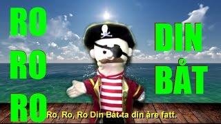 Ro Ro Ro Din Båt, Syng Med, Barnesanger, Lær Sanger, musikk for barn.