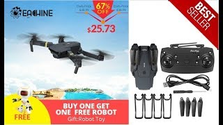BEST Eachine E58 WIFI FPV With Wide Angle HD Camera High Hold Mode REVIEWS