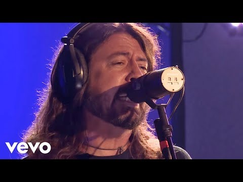 Foo Fighters - Sky Is A Neighborhood (in the Live Lounge)