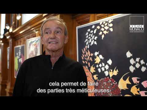 "Exposition ""RECIFS"" - Michel AUBERY"