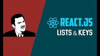 React lists and keys tutorial   update delete list elements using unique key