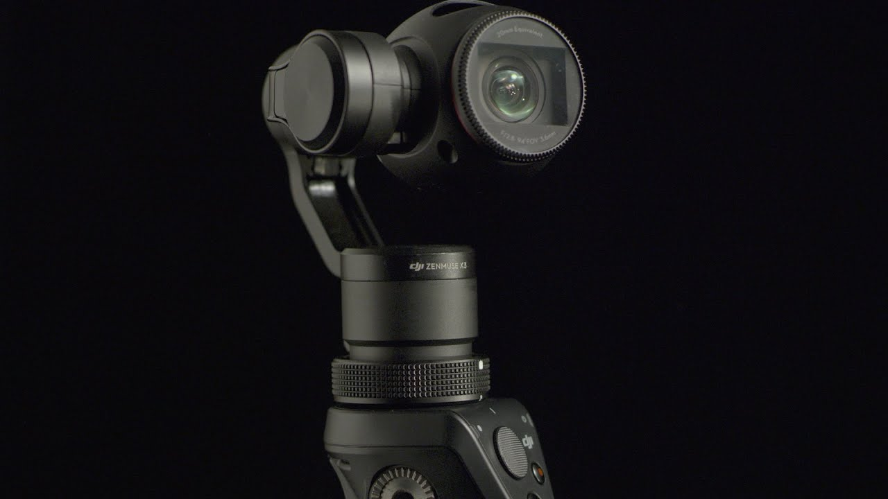 DJI product launch (Director of Photography)