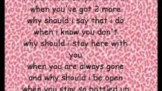 Cheryl Cole - Happy hour ( with Lyrics )