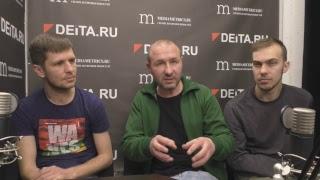 Художник Алексей Филатов и группа Anton Anoshkin