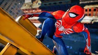 Новые приключения человека паука. Фантастический игровой фильм «Marvel's Spider-Man»