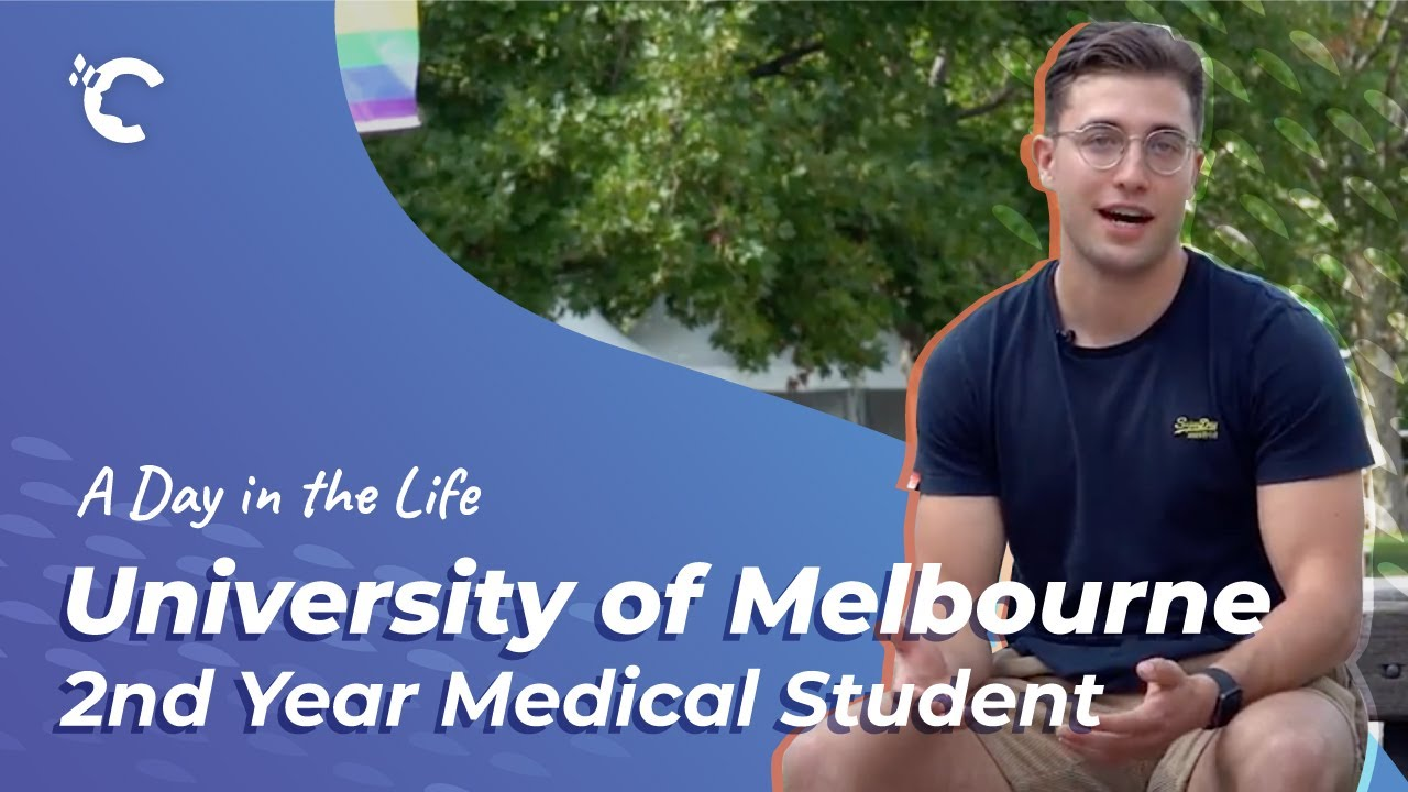 A Day in the Life: Melbourne Medical Student