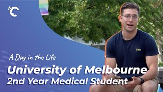 youtube video thumbnail - A Day in the Life: University of Melbourne Medical Student
