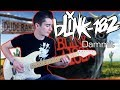 blink 182 - Dammit (Guitar & Bass Cover w/ Tabs)