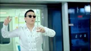 Gangnam Style: Stravinsky