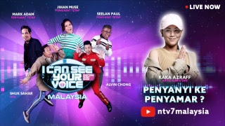 [FULL] I Can See Your Voice Malaysia Minggu 8 bersama Kaka Azraff ! | #ICSYVMY