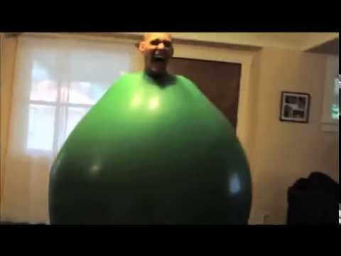 Image video L'homme ballon