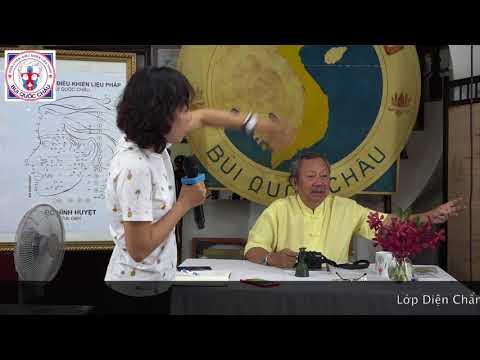 Chia sẻ về màu sắc Hào Quang của Thầy Bùi Quốc Châu.