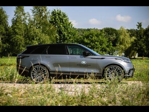 Land Rover  Range Rover Velar Внедорожник класса J - рекламное видео 4