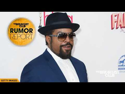 Ice Cube Responds To D.L. Hughley Calling Him Unqualified To Work With Trump Administration