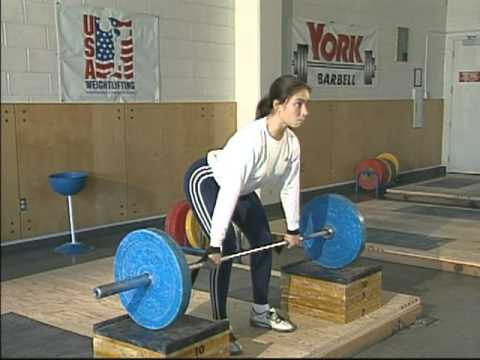 Sports Performance Coaching (Olympic Lifting) - USA Weightlifting ...