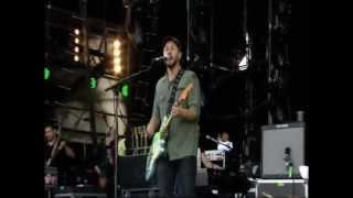 Feeder | 'High' Live at the Isle Of Wight festival 2012