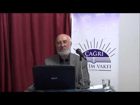 13 Ocak 2015 - Sadık Ünal ile Riyazü's-Salihin Dersleri