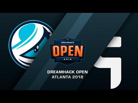 eUnited vs Kinguin - DreamHack Open Montreal - map1