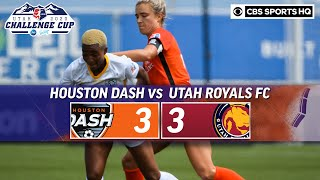 2020 NWSL Highlights: Houston Dash vs Utah Royals FC | CBS Sports HQ
