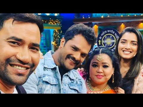 Live from The Kapil Sharma Show | Dinesh Lal Yadav | Youtube Search