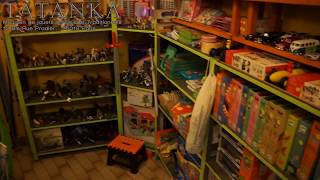 preview picture of video 'Tatanka Magasin de Jouets en Bois et Traditionnels a Paris 75019'