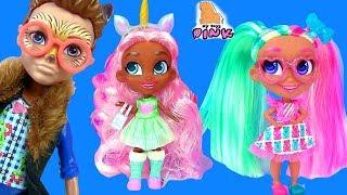 СВИДАНИЕ! КОГО ВЫБРАТЬ?! HAIRDORABLES SURPRISE DOLLS UNBOXING Куклы с Май Тойс Пинк