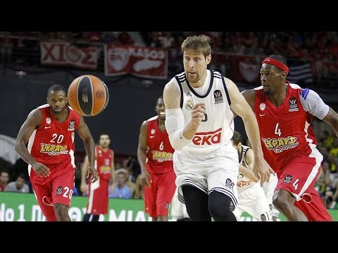 Recap: Final Four Real Madrid vs. Olympiacos Piraeus