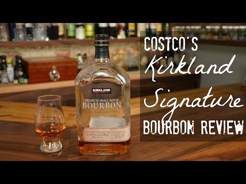 Costco's Kirkland Signature Bourbon Review