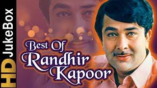 Best Of Randhir Kapoor   Popular Evergreen Songs Collection   Old Hindi Songs – Video Jukebox