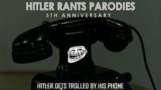 Hitler and the trolling phone incident