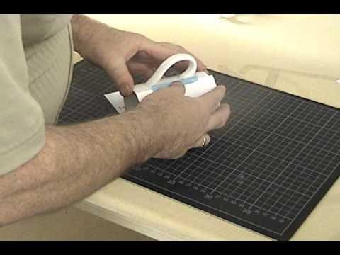 Video Cana alba cu interior color pentru sublimare