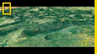 Rockies Thrust Up | National Geographic