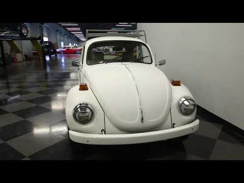 Video of '71 Volkswagen Super Beetle Offered by Streetside Classics - Tampa - MF74