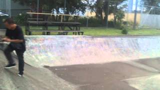 preview picture of video 'Dannevierk Skatepark Episode 20'