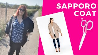 My Proudest Sewing Make | Review Of Sapporo Coat By Papercut Patterns